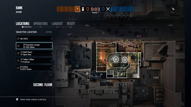 Rainbow Six: Guides - Guide to Playing Wamai on Bank image 7