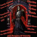 Join Reapers Of Eternity