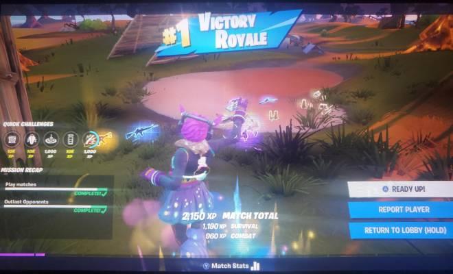 Fortnite: Battle Royale - Easy as cake😂👍🏼 image 4