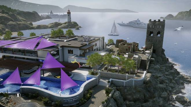 Rainbow Six: Guides - Guide to Playing Wamai on Coastline image 1