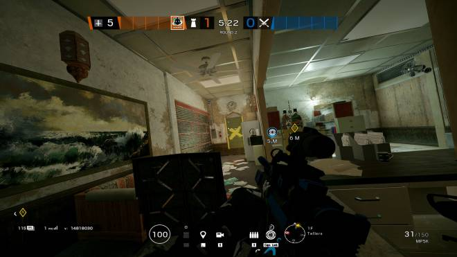 Rainbow Six: Guides - Guide to Playing Wamai on Border image 29