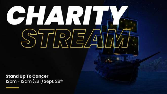 Sea of Thieves: General - Requiem's Charity Stream, Giveaways & More image 1