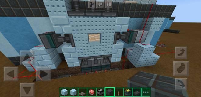 Minecraft: General - Sabotaging the doors! image 3