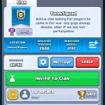Come join Wars ! Active clan , Active Donations