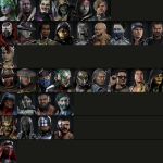 Mortal Kombat 11 tier list