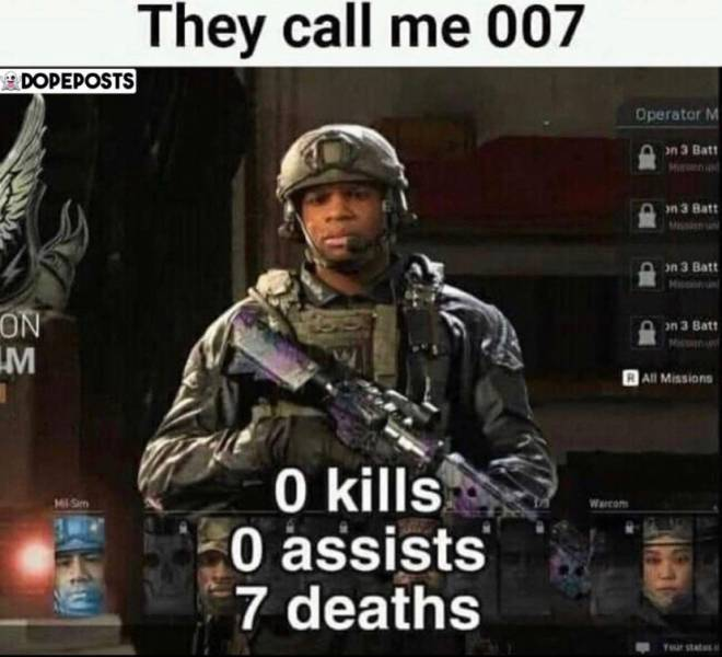 Call of Duty: General - Me Rn image 1