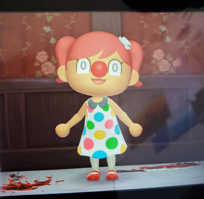 Animal Crossing: Posts - I'm coming for you🤡 image 1