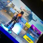 Orange From Among Us In Fortnite