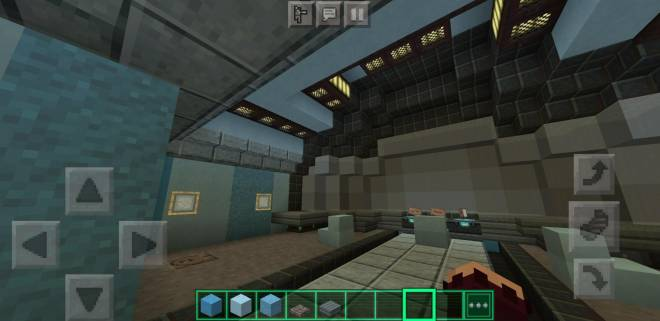 Minecraft: General - Got O2 and Nav done! image 5