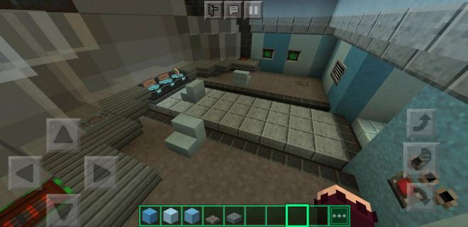 Minecraft: General - Got O2 and Nav done! image 6
