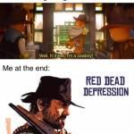 Read dead
