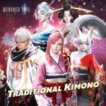 [Notice] Traditional Kimono Skin update