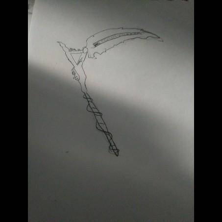 Bloodborne: General - I tried to make my own version of a weapon image 2