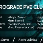 Retrograde PVE PS4 Cluster!
