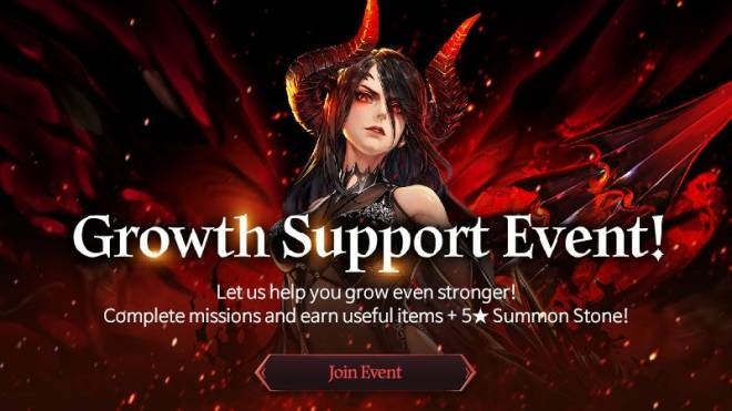 HEIR OF LIGHT: Event - [Event] Growth Support Event (10/13 ~ 11/16 CDT) image 1