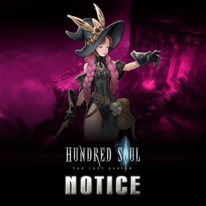 Hundred Soul : The Last Savior: notice - [Notice] Announcement on Banned Players (October) 【Revised 11/30】 image 1