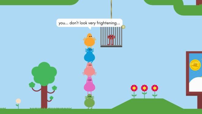 Indie Games: General - Ryan's Always Right: Pikuniku image 6