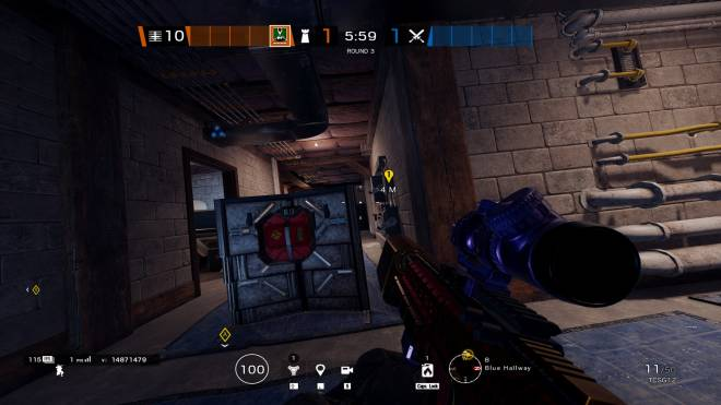 Rainbow Six: Guides - Guide to Playing Goyo on Chalet image 35