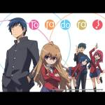 Hi Mooters if you're looking for an Anime show to watch then you should check out Toradora