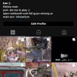 Follow my gaming account on insta. I post a lot of good & funny clips on there :)!