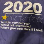 Just got this 2020 shirt. I'd say it's pretty accurate