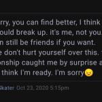 How r gonna like me if u wanted to break up with me bitch🥱😂😂❌❌