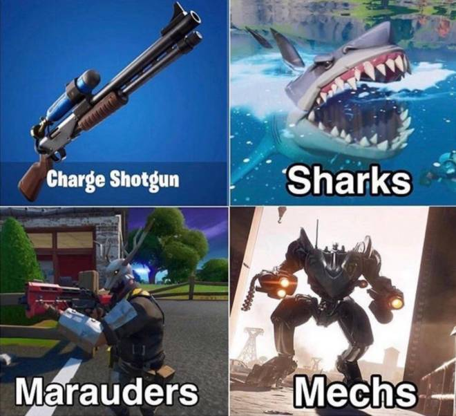 Fortnite: General - Which one was THE ABSOLUTE WORST ⁉️ image 2