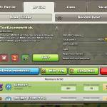 Join The Clan only need 1 or 2 people,have to be townhall 8 or up