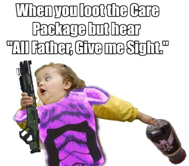Apex Legends: Memes - 😂 This would be me  image 1