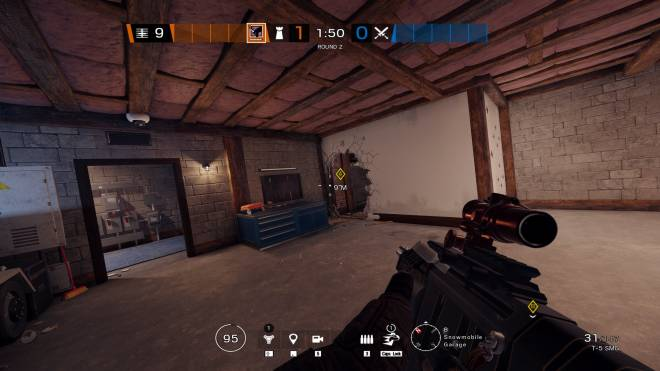 Rainbow Six: Guides - Guide to Playing Oryx on Chalet image 55
