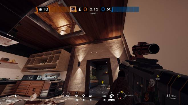 Rainbow Six: Guides - Guide to Playing Oryx on Chalet image 35