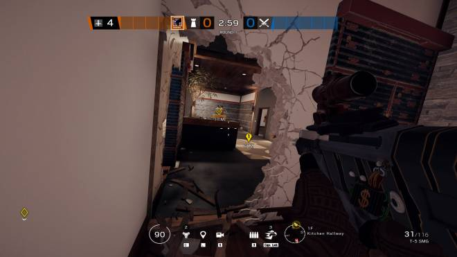 Rainbow Six: Guides - Guide to Playing Oryx on Chalet image 41