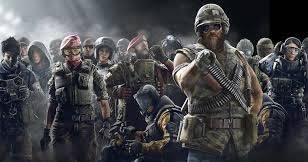 Rainbow Six: General - What is your R6 mains??? image 2
