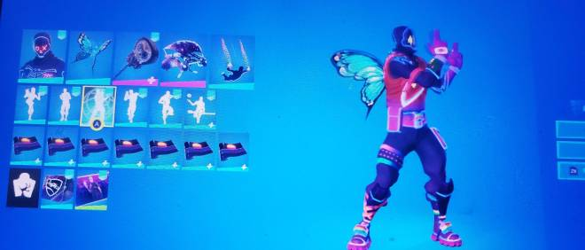 Fortnite: General - Already made a bit of a combo for him image 1