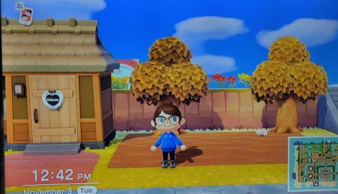 Animal Crossing: Posts - Island Re-Vamp Day 2! image 2
