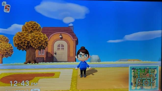 Animal Crossing: Posts - Island Re-Vamp Day 2! image 3