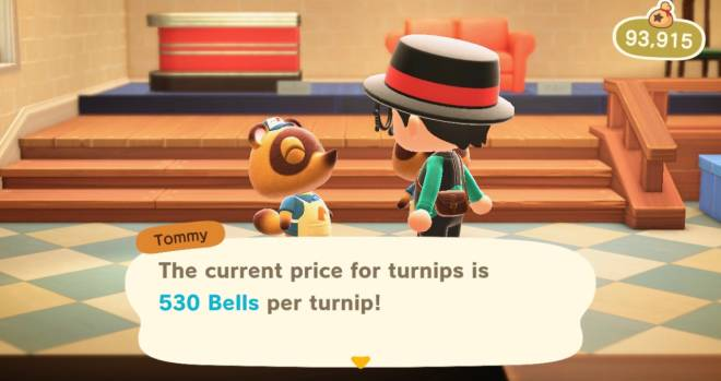 Animal Crossing: Turnips! - Great turnip selling prices (over) image 1