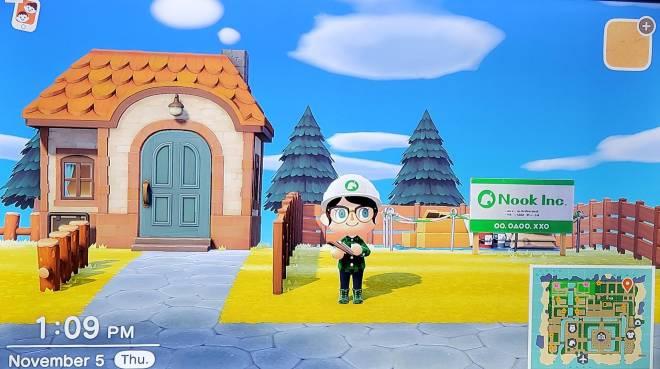 Animal Crossing: Posts - Island Re-Vamp! Day 4! image 2