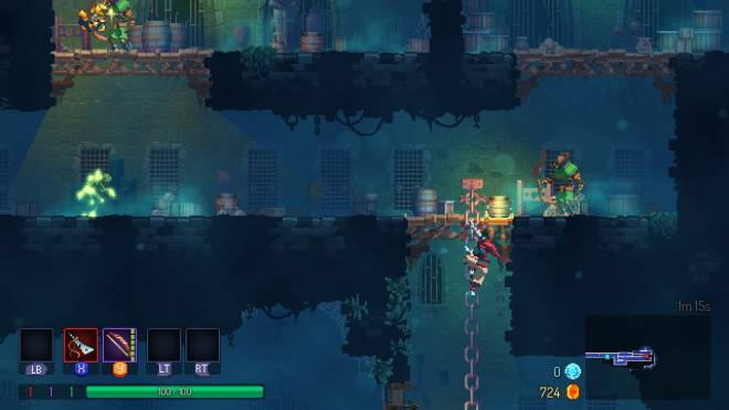 Indie Games: General - First Impressions: Dead Cells image 4