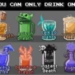 Which One You Drinking?