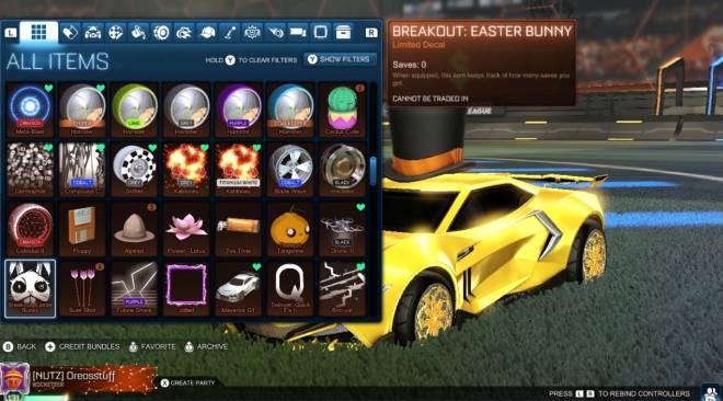 Rocket League: Trade - I'm on switch DM me if u wanna trade image 3