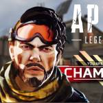LIVE ON YOUTUBE NOW APEX LEGENDS JOIN UP