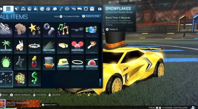 Rocket League: Trade - I'm on switch DM me if u wanna trade image 7