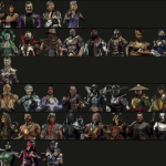 MK11 (REVISED) tier list