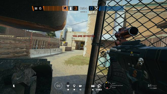 Rainbow Six: Guides - Guide to Playing Oryx on Clubhouse image 51