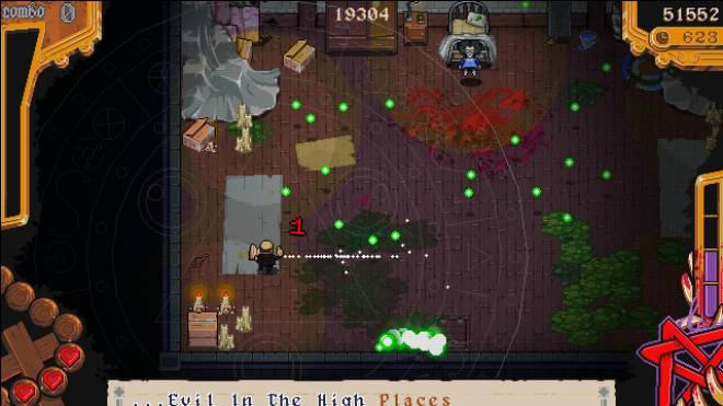 Indie Games: General - First Impressions: The Textorcist: The Story of Ray Bibbia image 6