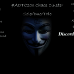 #AOTC Chaos solo/duo/trio ps4 cluster