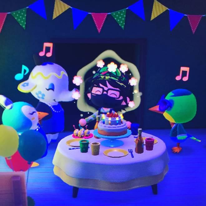 Animal Crossing: Posts - 🎂🎂🎂🎂😋😋✨✨✨ image 1