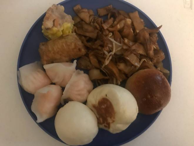 Off Topic: General - Dim Sum with me dad image 1