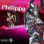 [New Companion] Cheerful Chariot – Philippa